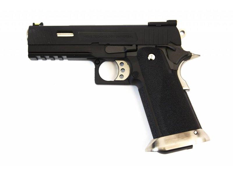 WE E-Force Gen2 Hi-Capa 4.3 GBB (Black)