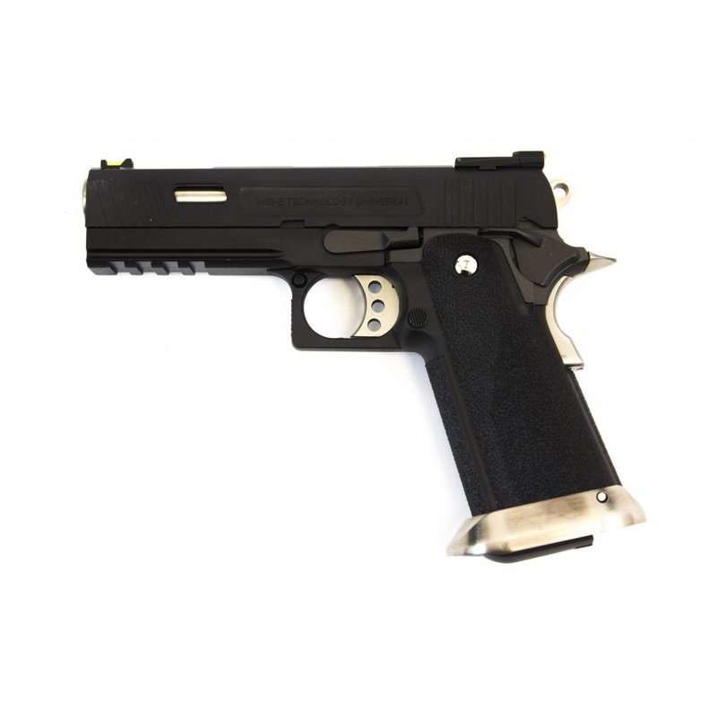 WE E-Force Gen2 Hi-Capa 4.3 GBB (Black)