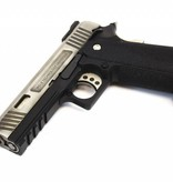WE E-Force Gen2 Hi-Capa 4.3 GBB (Silver)