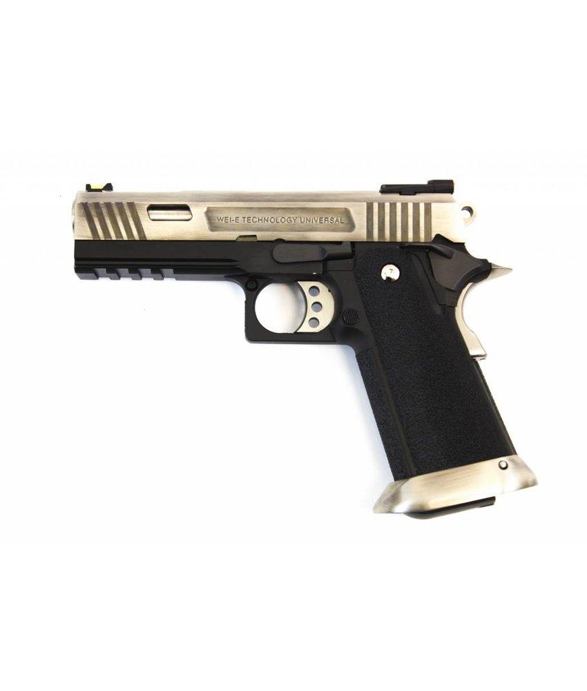 WE E-Force Gen2 Hi-Capa 4.3 GBB (Silver)
