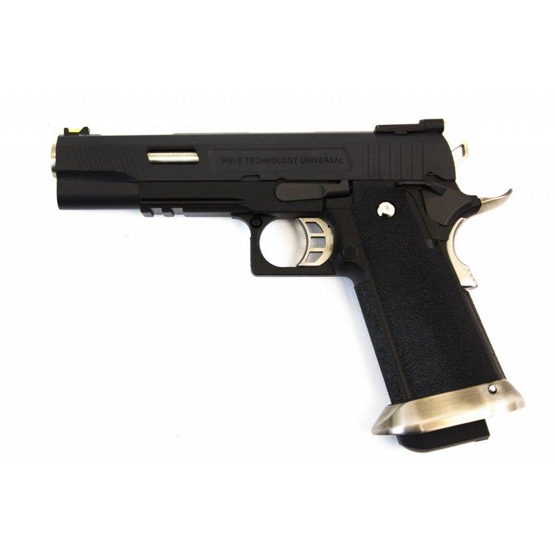 WE E-Force Gen2 Hi-Capa 5.1 GBB (Black)