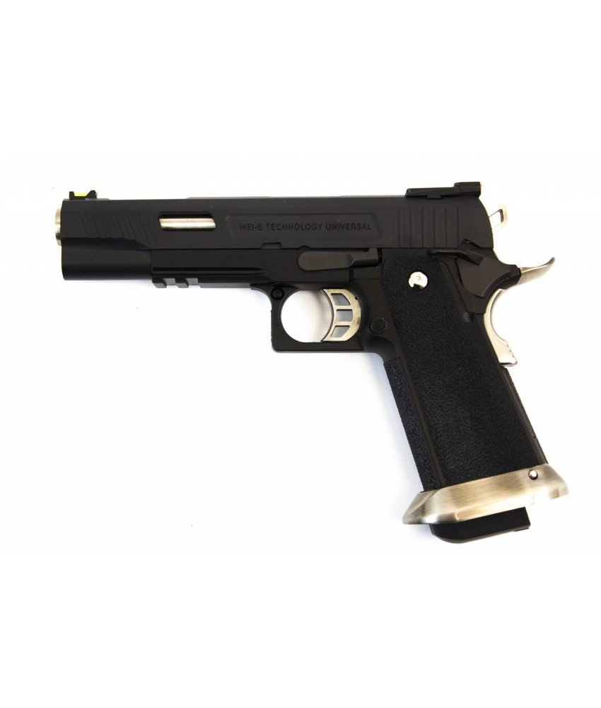 WE E-Force Gen2 Hi-Capa 5.1 GBB (Black)