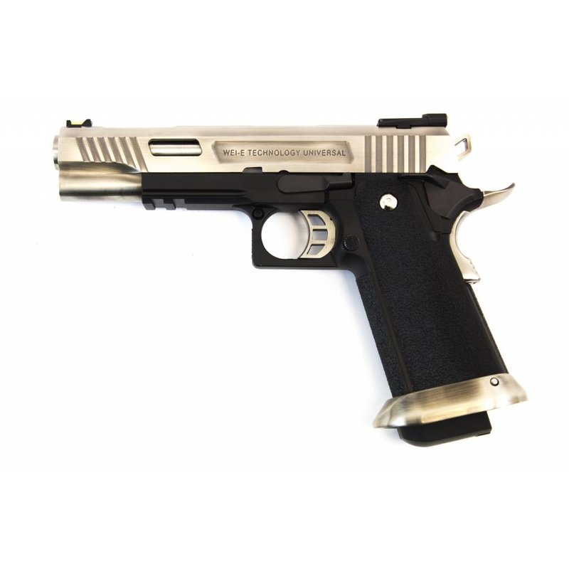 WE E-Force Gen2 Hi-Capa 5.1 GBB (Silver)