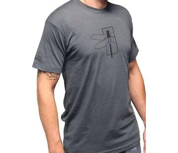 Haley Strategic Dragonfly T-Shirt (Grey)