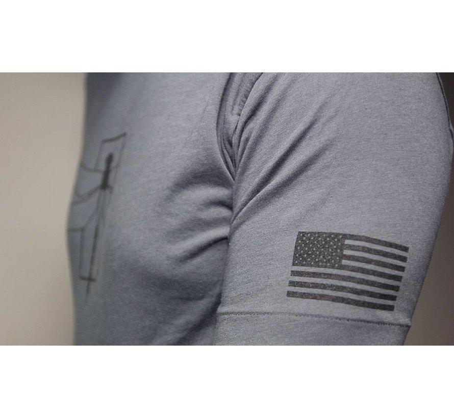 Dragonfly T-Shirt (Grey)