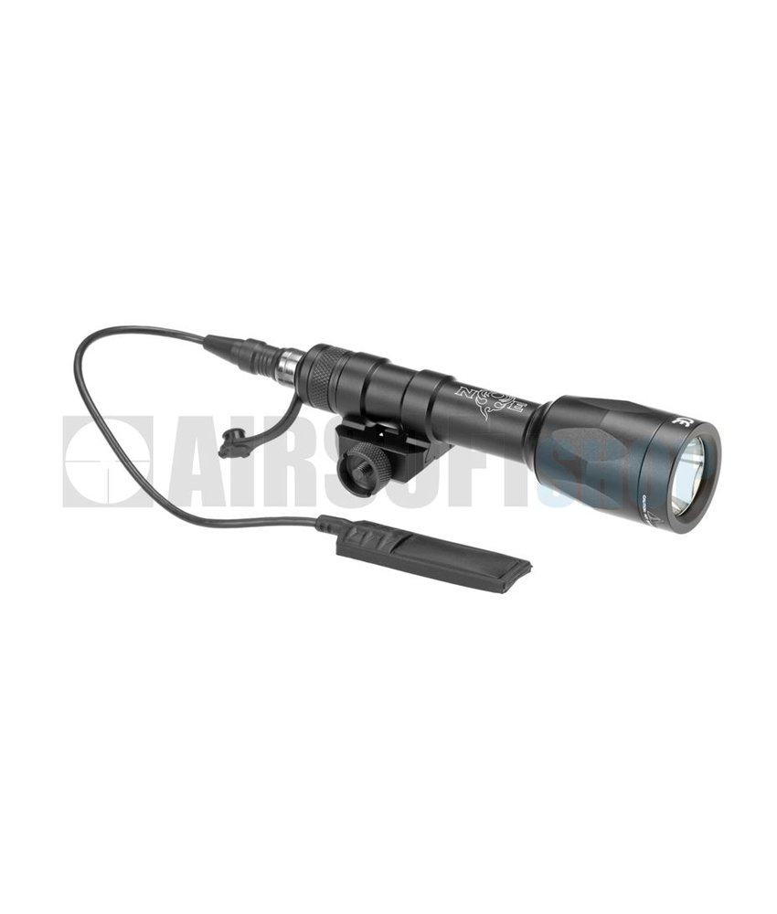 Night Evolution M600P Scout Flashlight (Black)