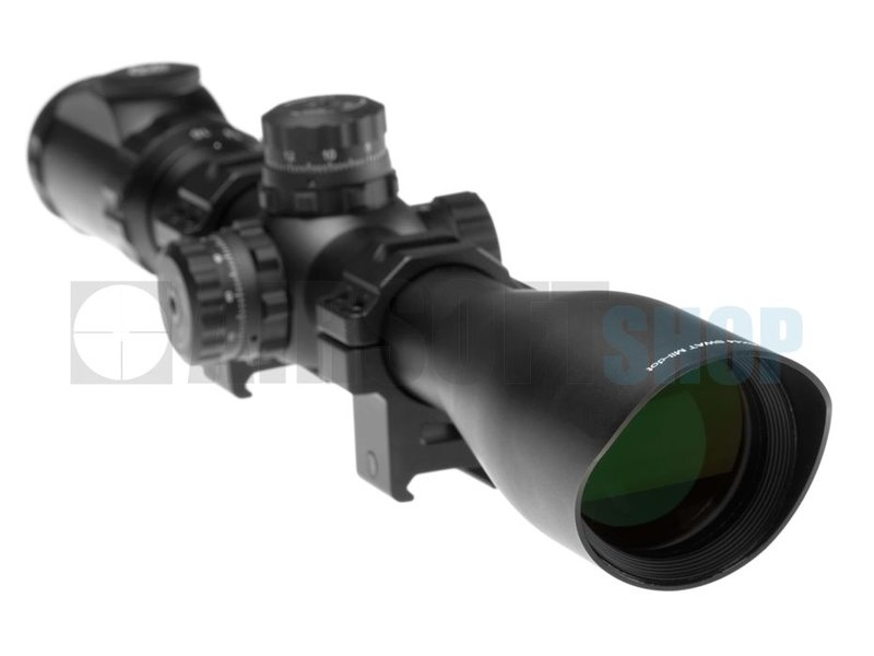 Leapers 4-16x44 30mm AOIEW Accushot Premium TS Scope