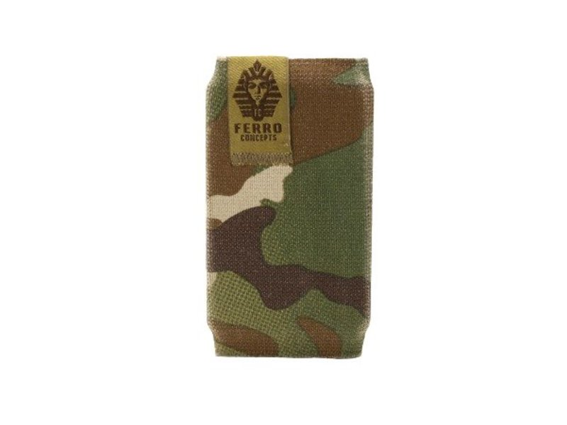 Ferro Concepts Elastic Card Slot Wallet (Multicam)