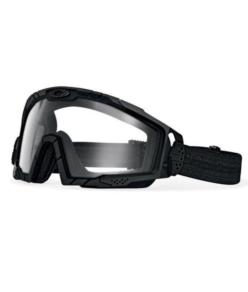 Oakley SI Ballistic Goggles 2.0 Clear (Black)
