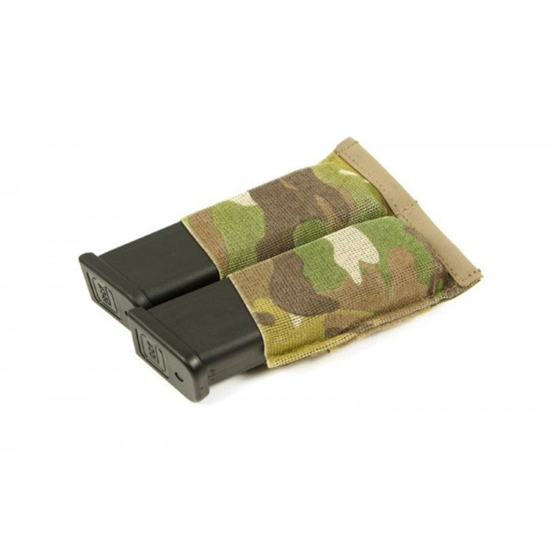 Blue Force Gear Ten-Speed Double Pistol Mag Pouch (Multicam)