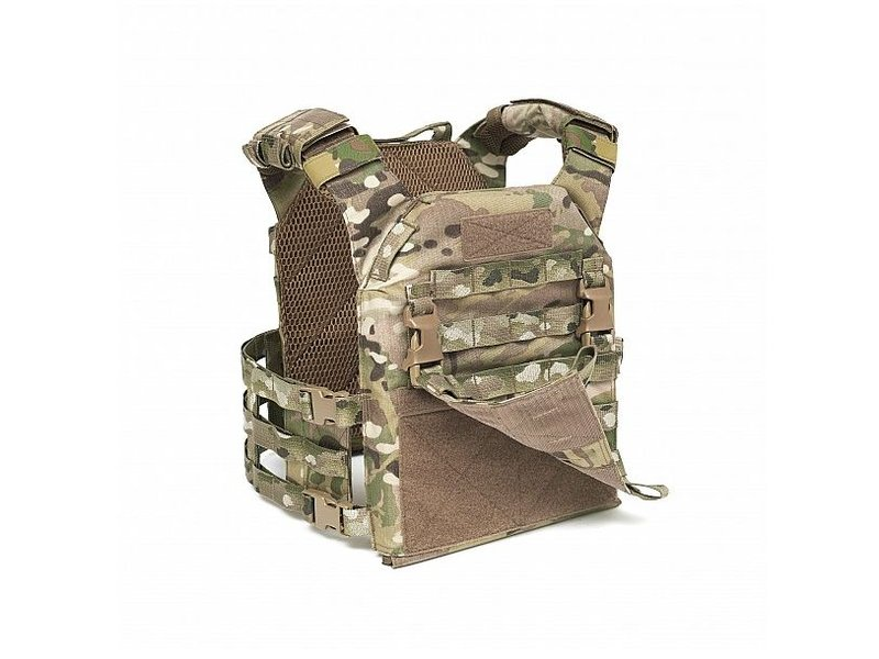 Warrior Recon Plate Carrier SAPI (Multicam)
