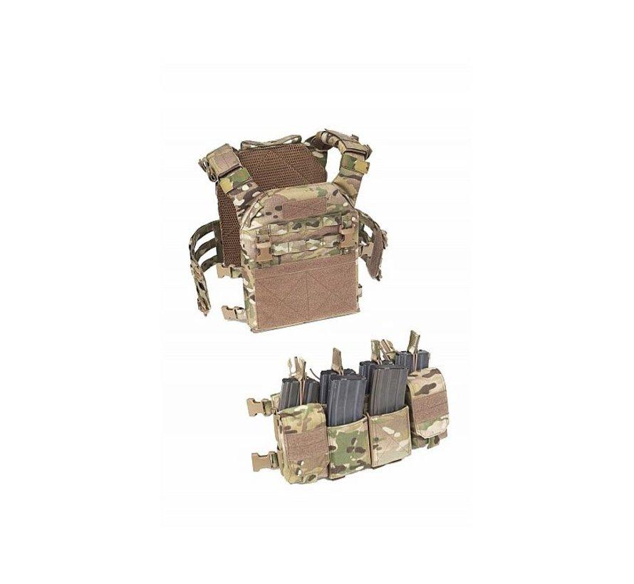 Recon Plate Carrier SAPI (Multicam)