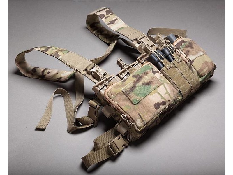 Haley Strategic D3CR Disruptive Environments Heavy Chest Rig