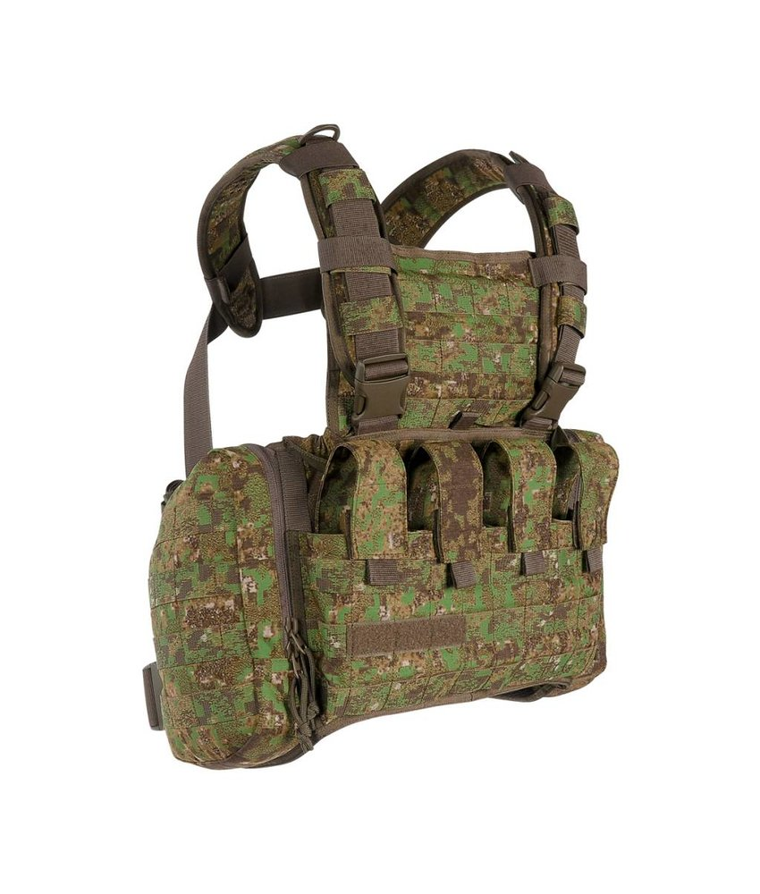 Tasmanian Tiger Chest Rig MKII (PenCott GreenZone)