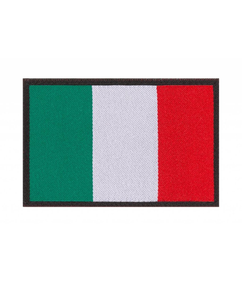 Claw Gear Italy Flag Patch