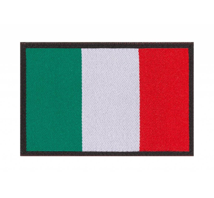 Italy Flag Patch - Copy