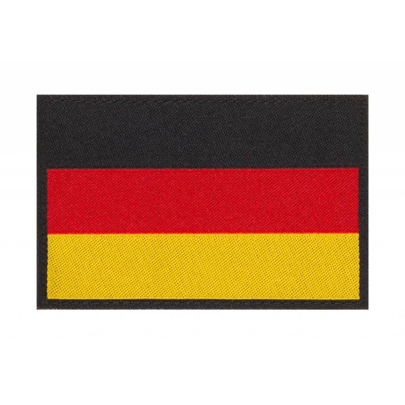 Claw Gear Germany Flag Patch