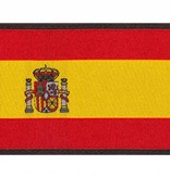 Claw Gear Spaanse Vlag Patch