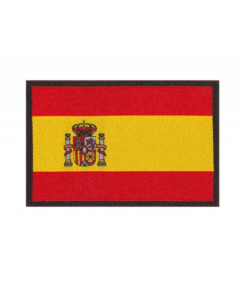 Claw Gear Spain Flag Patch