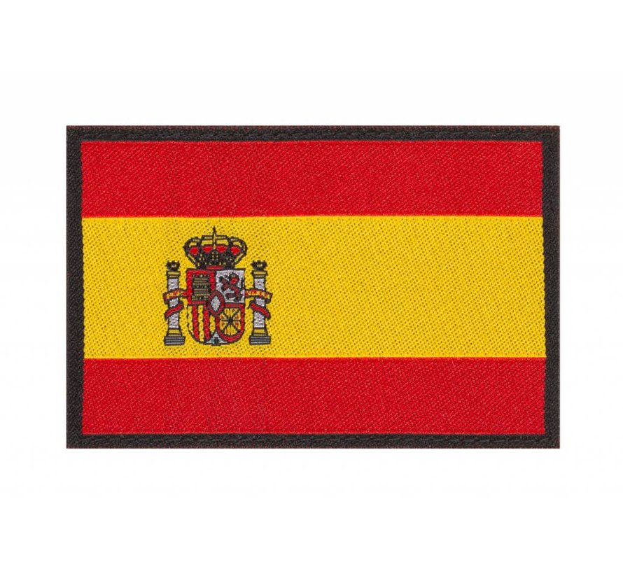 Spaanse Vlag Patch