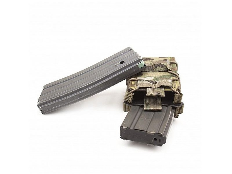 Warrior Double Quick Mag Pouch (Multicam)