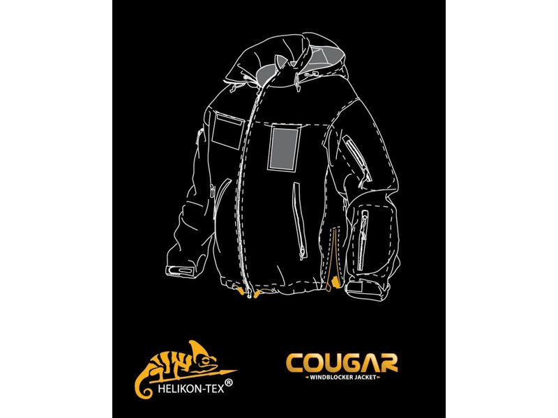 Helikon Cougar Jacket (Black)