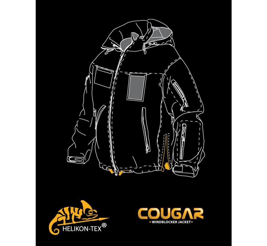 Cougar Jacket (Black)