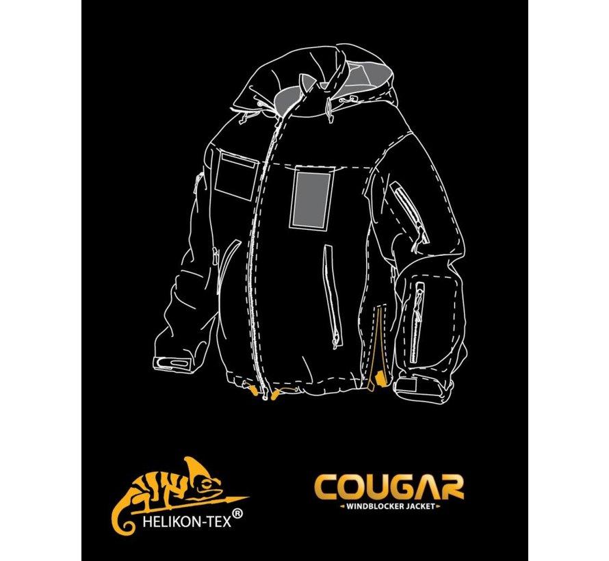 Cougar Jacket (Coyote)