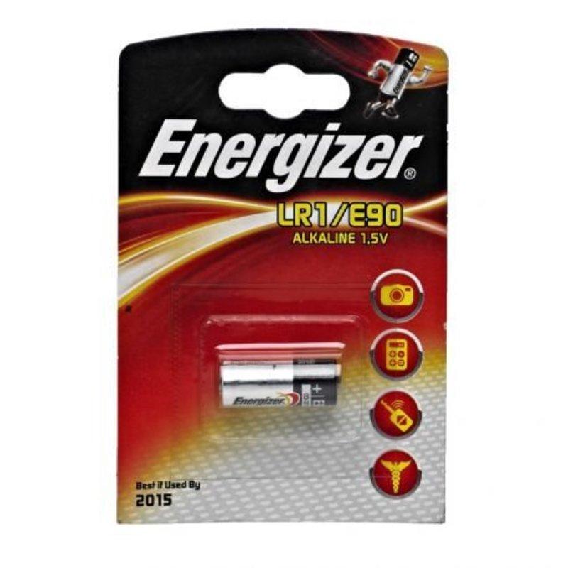 Energizer LR1 E90 1.5V Batterij