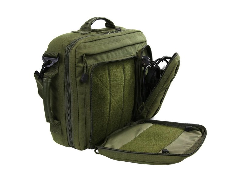101 Inc Laptop Messenger Bag / Backpack