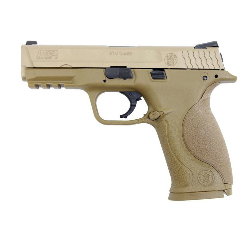 VFC M&P9 GBB Tan