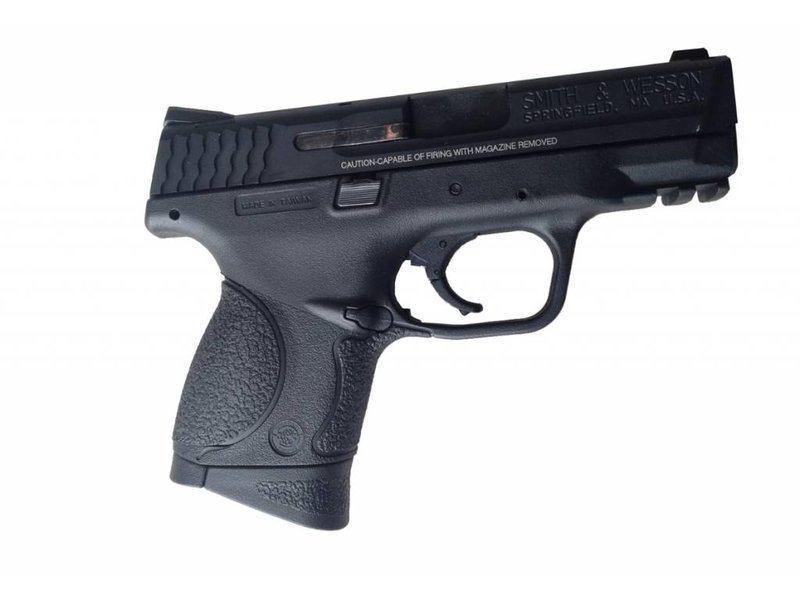 VFC M&P9 Short GBB Black