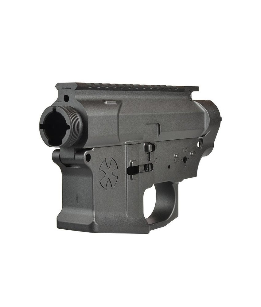 Madbull Noveske Gen III Metal Body Receiver (Black)
