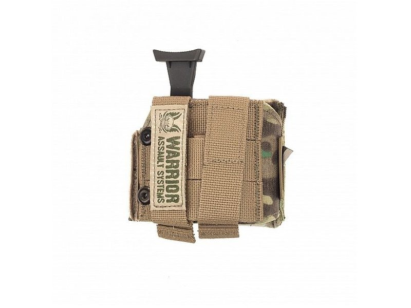 Warrior Universal Pistol Holster LEFT (Multicam)