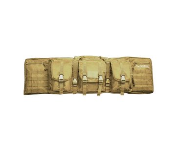 "Valken 42"" Double Rifle Bag (Tan)"