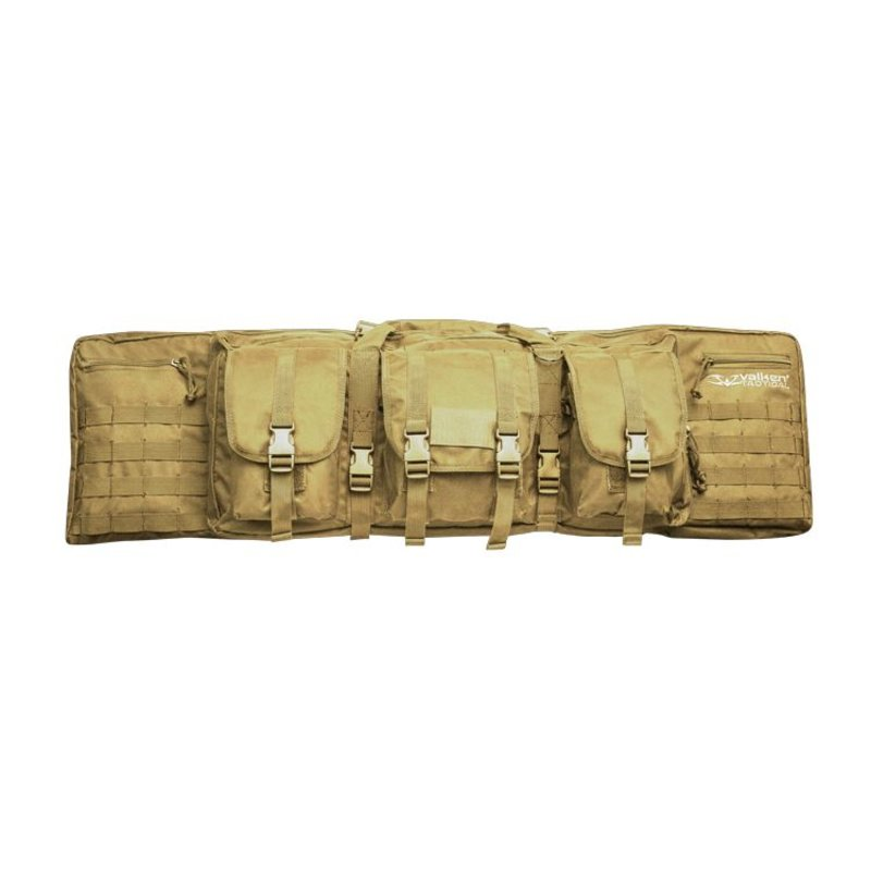 "Valken 42"" Double Rifle Bag (Tan)"