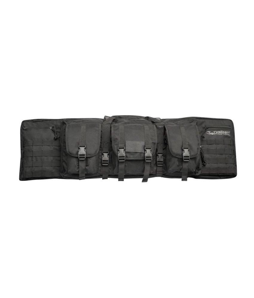 "Valken 42"" Double Rifle Bag (Black)"