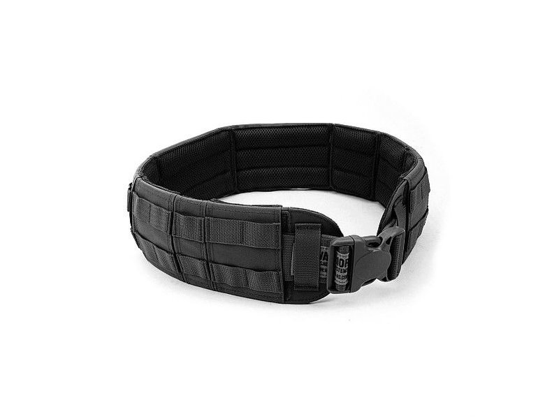 Warrior Gunfighter Belt (Black)