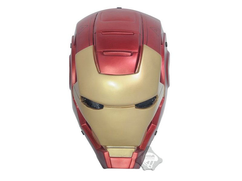 FMA Iron Man 2 Mask