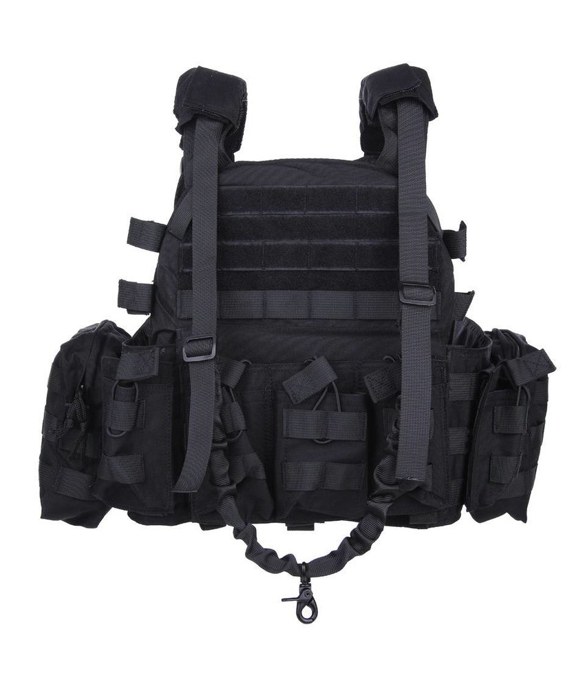 101 Inc Operator Plate Carrier (LQ14120)