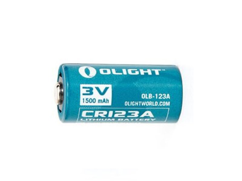 Olight CR123 Lithium 3V Batterij