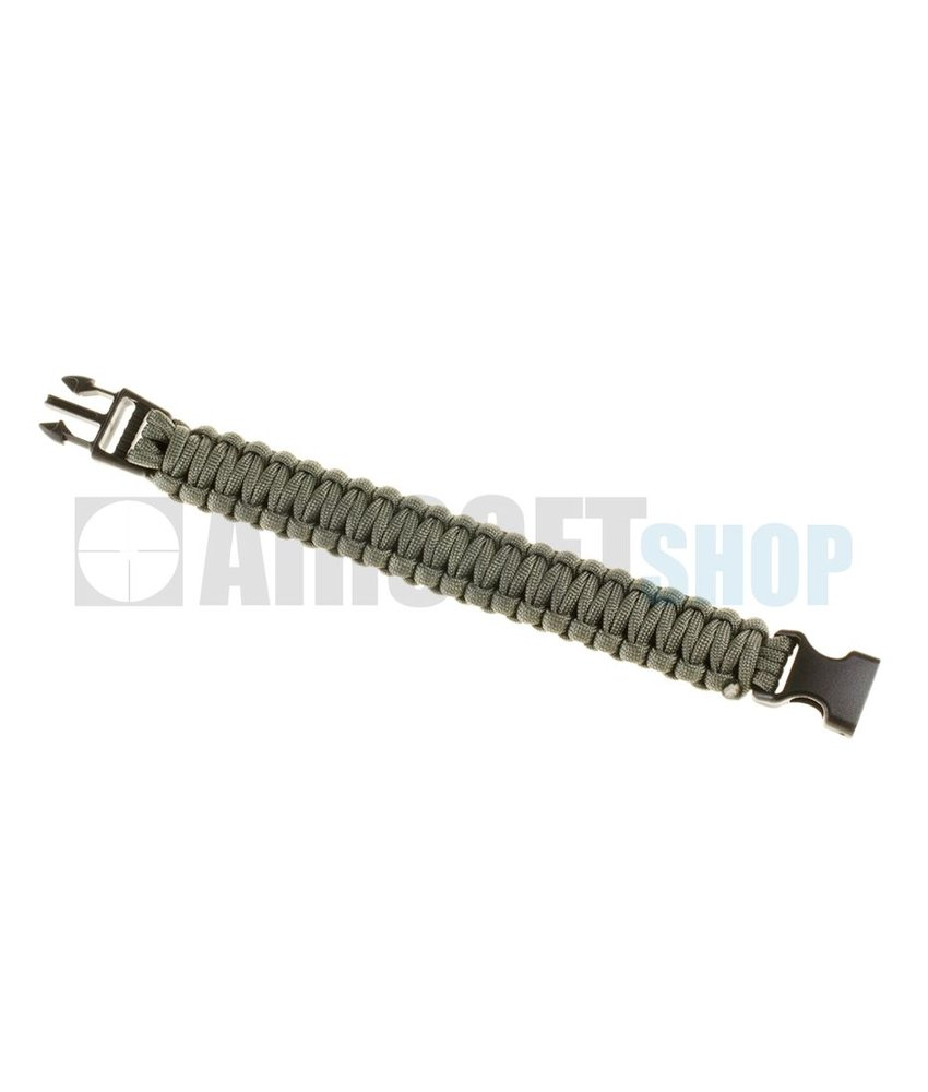 Invader Gear Paracord Bracelet (Grey)