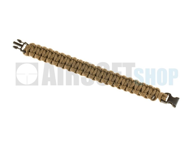 Invader Gear Paracord Bracelet Compact (Coyote)