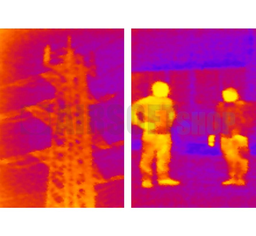 Compact Thermal Imager (iOS)