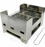 Esbit Grill BBQ-Box Large
