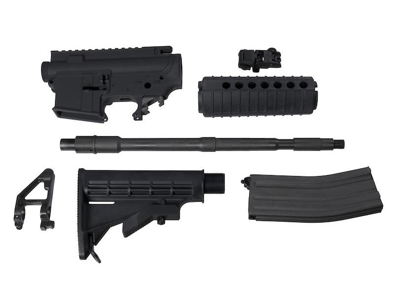 Systema PTW Ultimate Challenge Kit M4-A1-MAX2 (M110 Cylinder)