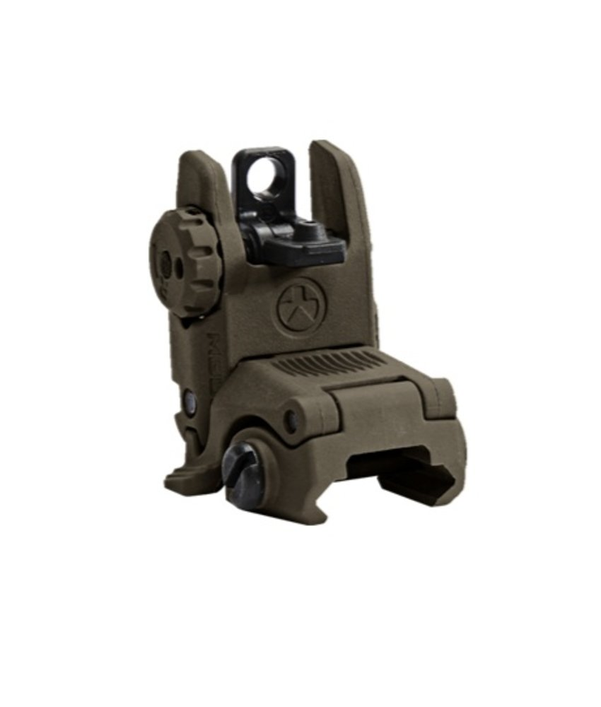Magpul MBUS 2 Rear Backup Sight (Olive Drab)