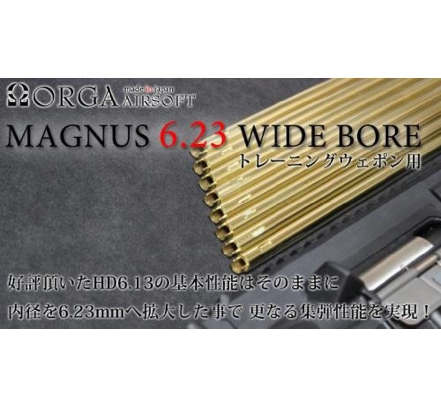 Magnus 6.23mm 264mm Wide Bore PTW Inner Barrel