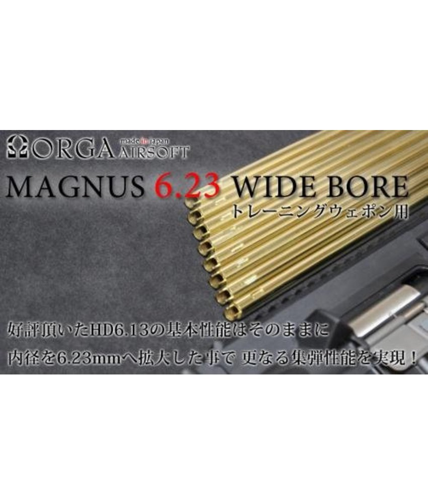 Orga Magnus 6.23mm Wide Bore PTW Inner Barrel (373mm)