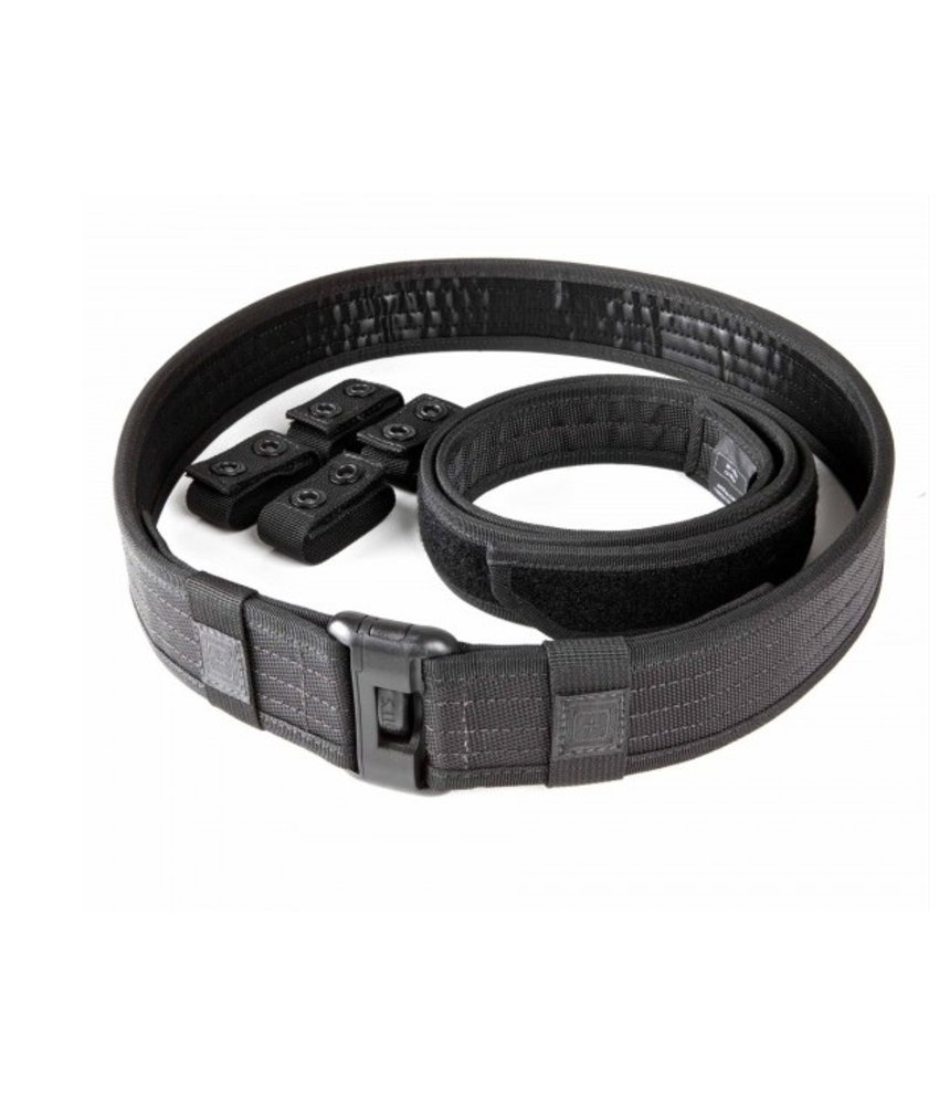 5.11 Tactical Sierra Bravo Duty Belt Kit (Black)